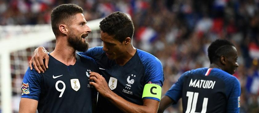 Franta - Andorra: Ponturi pariuri calificari Euro 2020