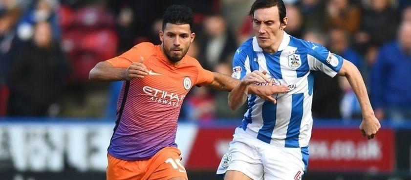 Manchester City - Huddersfield. Pontul lui AndreiBVB