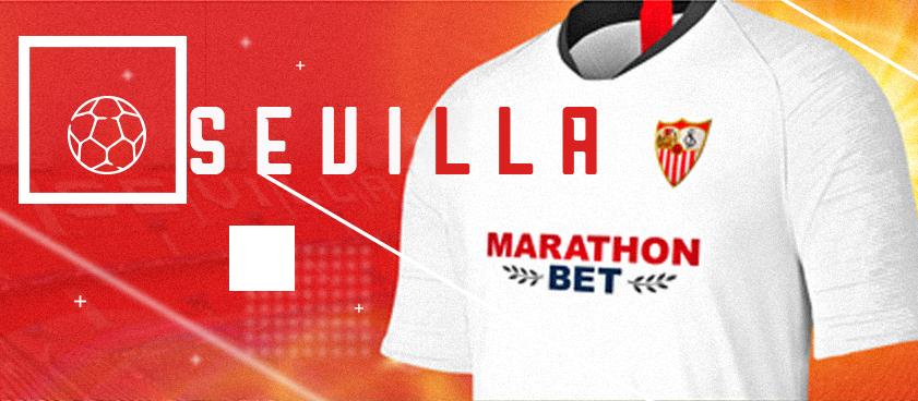 Marathonbet, nuevo patrocinador del Sevilla FC