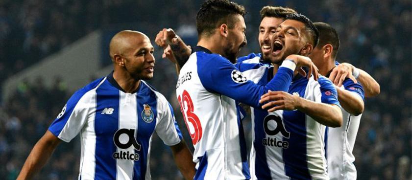 Pontul meu din fotbal FC Porto vs AS Roma