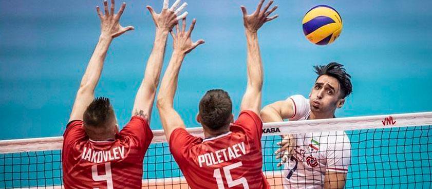 Россия – Иран: прогноз на Кубок мира по волейболу среди мужчин