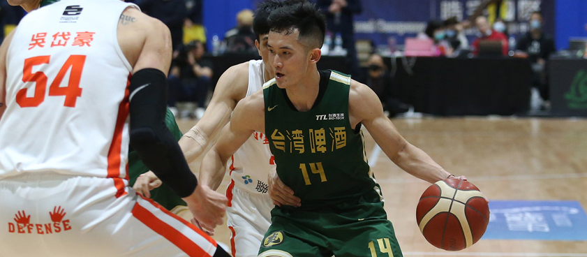«Тайвань Бир» - «Юйлонь Динос»: защита берет титулы в плей-офф
