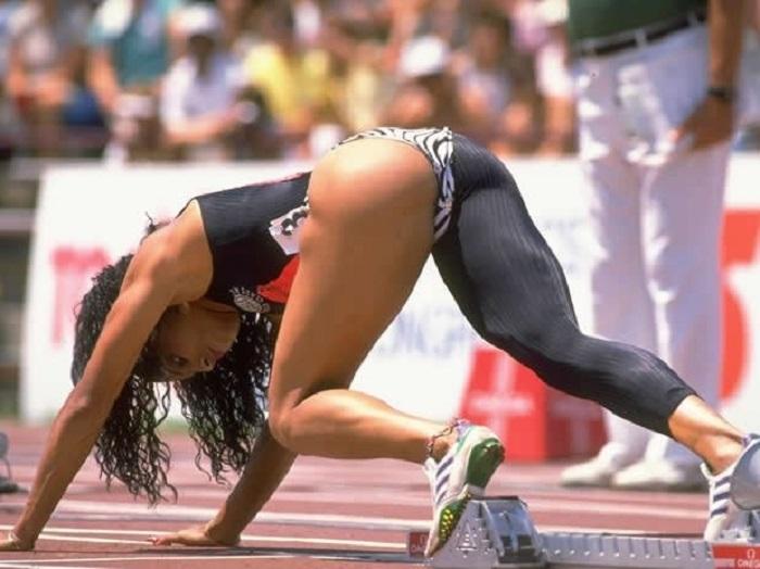 Олимпиада 2016. Легкая атлетика. Женщины 100м