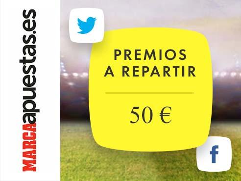"""Concurso """"La Quiniela de Intelbet"""" ¡50€ en premios!"""