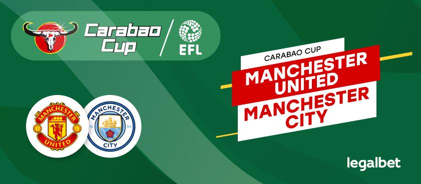 Manchester United vs Manchester City – cote la pariuri, ponturi si informatii