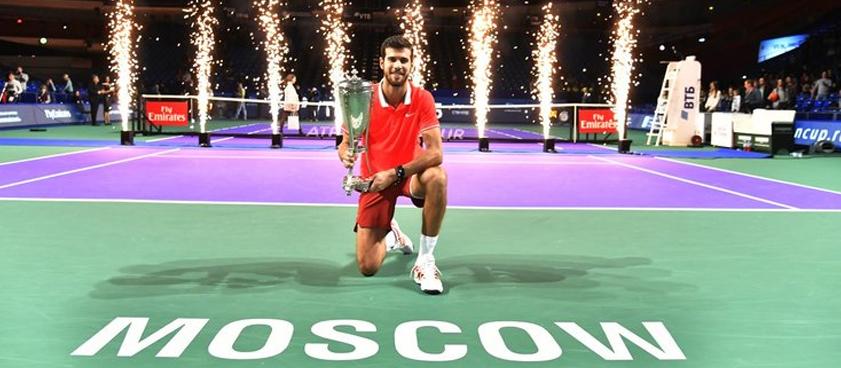 Юбилейный теннисный турнир «ВТБ Кубок Кремля»: что нужно знать для выбора ставок?