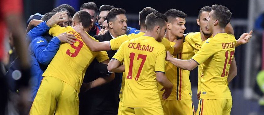 Romania U21 - Belgia U21: Ponturi pariuri Amicale
