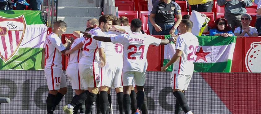 Pariul meu din fotbal Sevilla vs Eibar