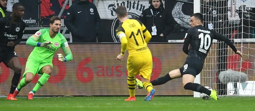 Frankfurt - Dortmund. Ponturi Bundesliga