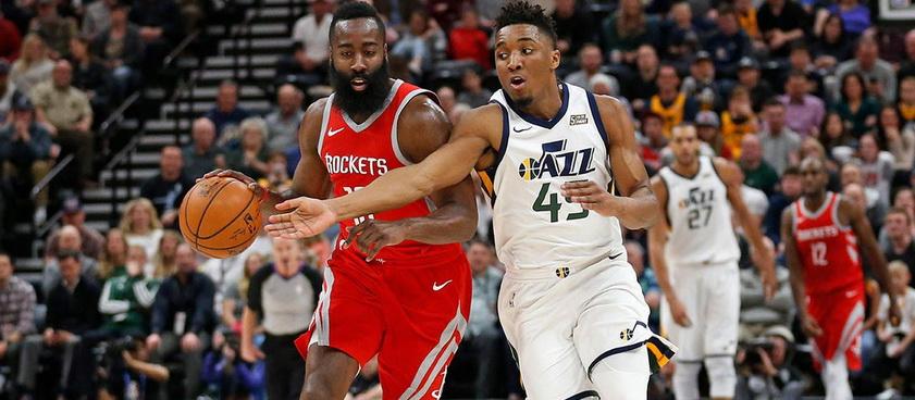 Houston Rockets - Utah Jazz. Ponturi NBA
