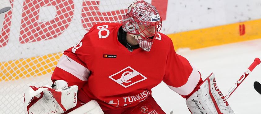 «Спартак» – СКА: прогноз на хоккей от Владимира Вуйтека