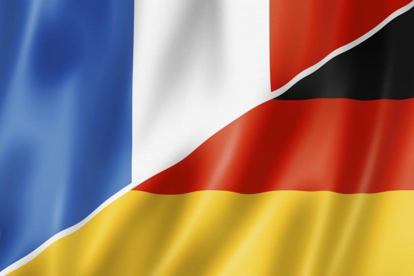 Немецко-Французский двойник