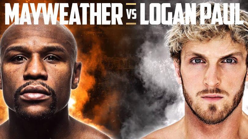 Легенда Бокса Флойд Мейвейзер возвращается на ринг, чтобы встретиться со звездой Youtube Логаном Полом