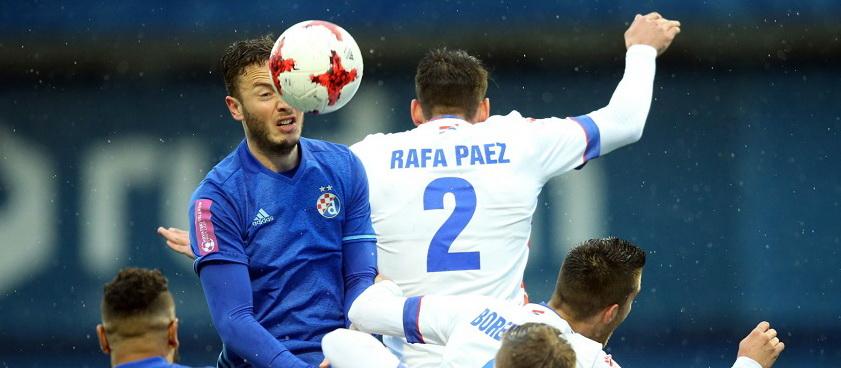 Dinamo Zagreb - Rudes. Pontul lui IulianGGMU
