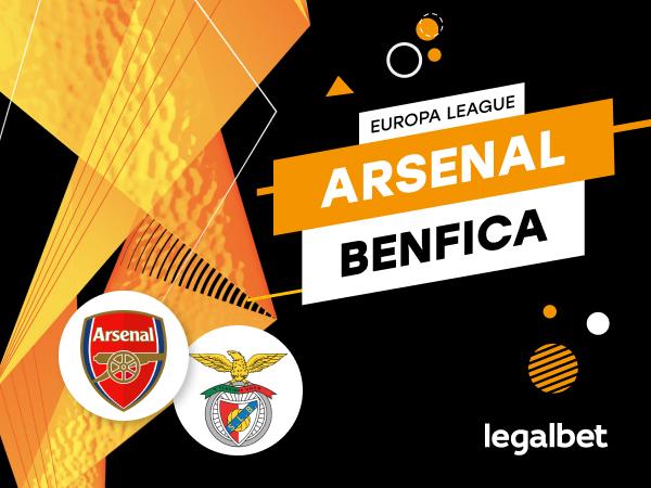 Karbacher: Arsenal Londra - Benfica Lisabona: cote la pariuri şi statistici.