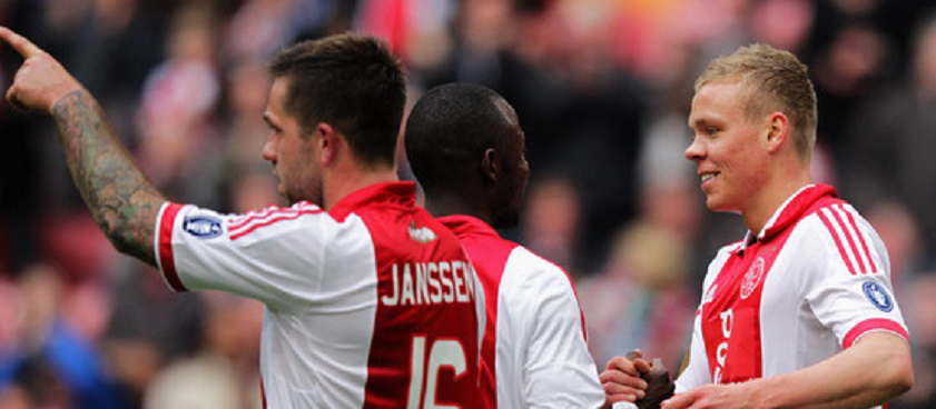 Ajax Amsterdam - Heracles. Pontul lui IulianGGMU