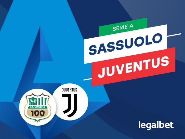 Maraz: Sassuolo - Juventus Torino, cote la pariuri, ponturi şi informaţii.