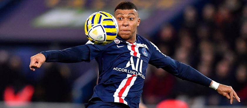 PSG - Monaco – 12.01.2020