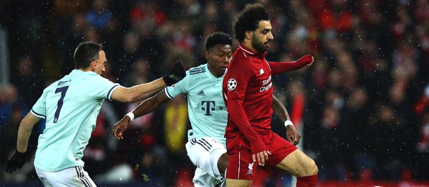 Голам быть! Прогноз на матч Бавария - Ливерпуль