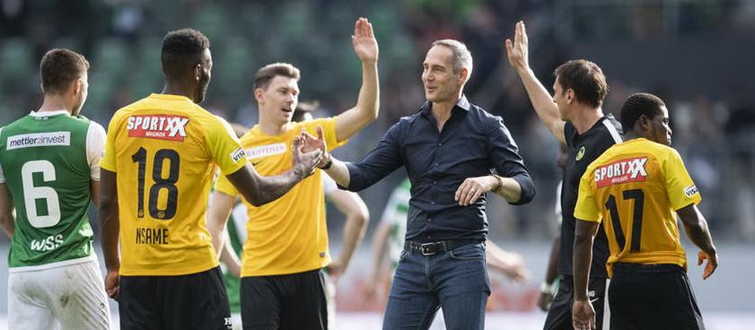 St. Gallen - Young Boys:  Predictii fotbal Super League