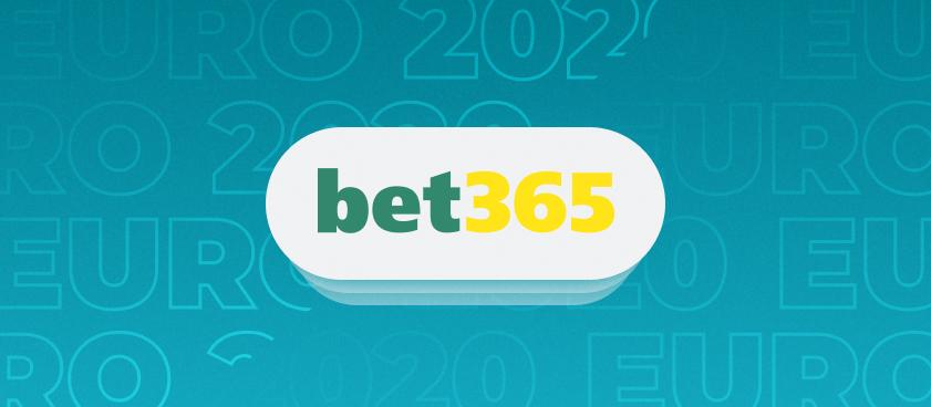 Apuestas y cuotas en Bet365 para la Eurocopa 2020 (2021)
