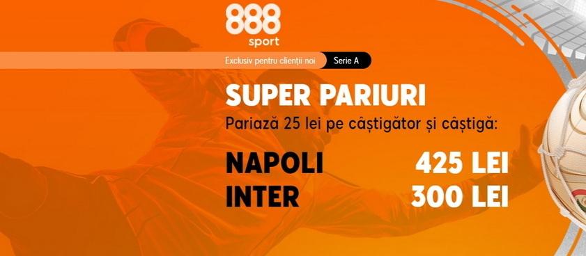 Napoli trebuie să o bată pe Inter Milano dacă vrea să revină în Liga Campionilor