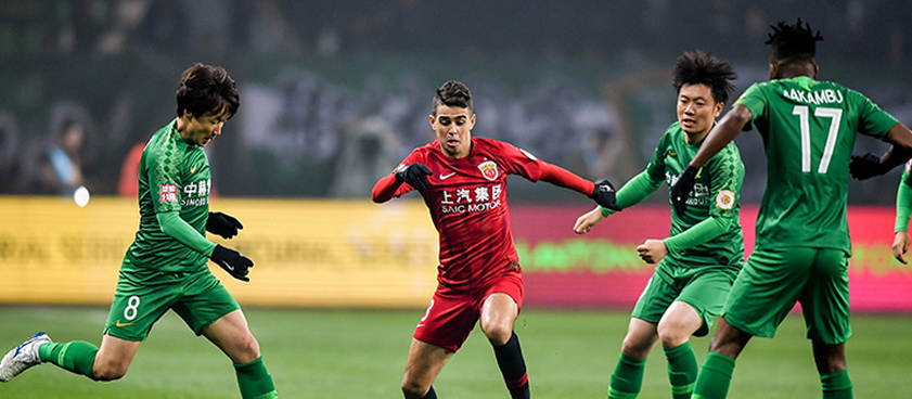 Shanghai SIPG - Beijing Guoan: Pronosticuri pariuri Super League