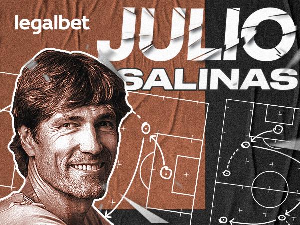 Alexandros: Η άποψη του Julio Salinas στα αθλητικά νέα.