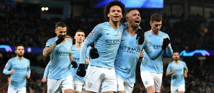 Pronóstico Manchester City - Tottenham, Champions League 2019