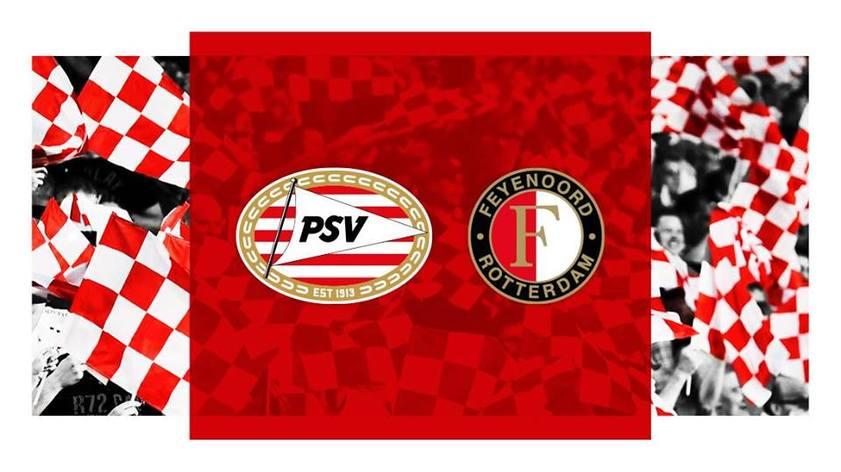Derby în Eredivisie: PSV Eindhoven -Feyenoord