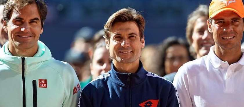 Pontul zilei tenis 07 mal 2019 David Ferrer vs Bautlsta-Agut