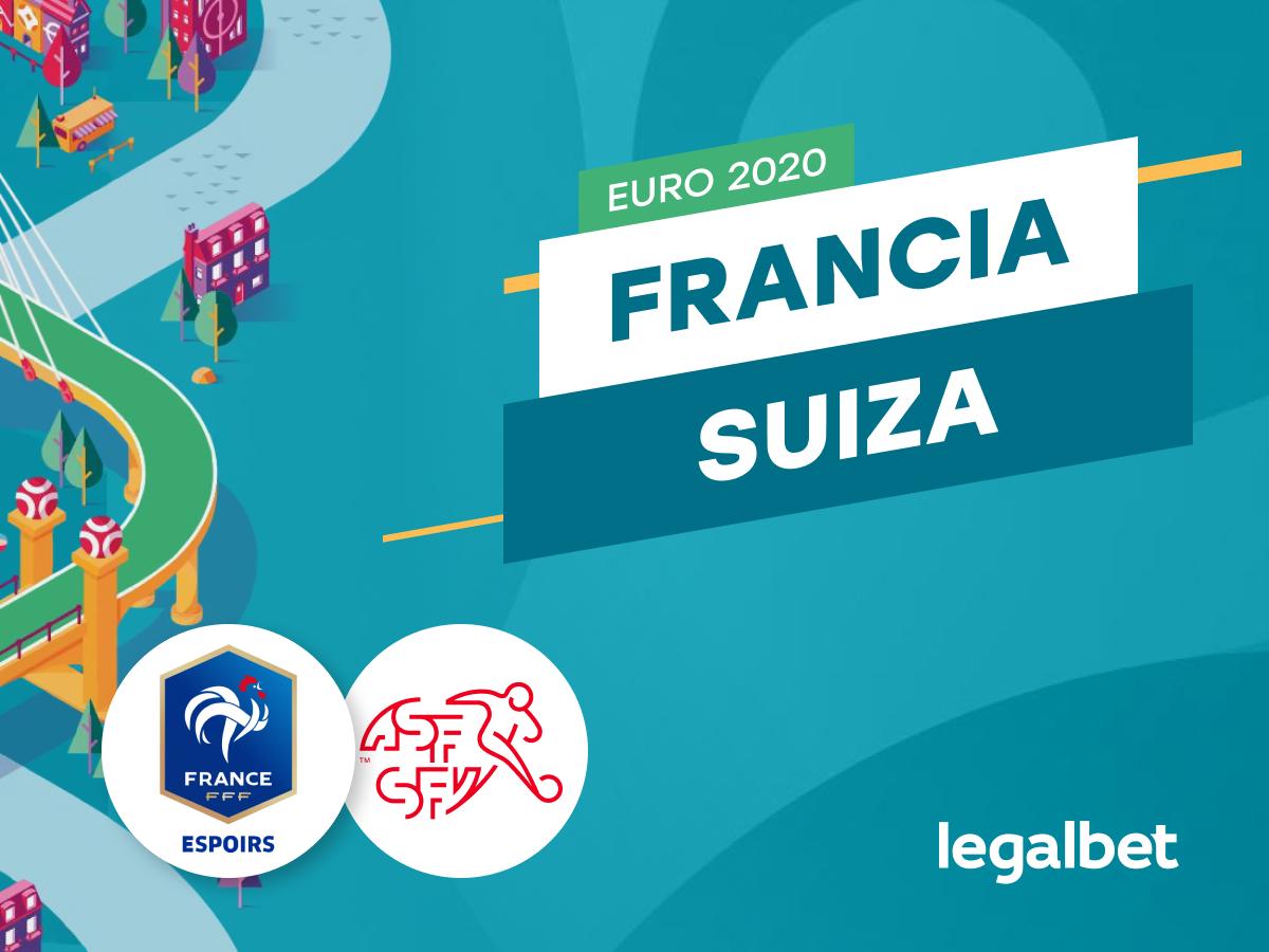 Antxon Pascual: Apuestas y cuotas Francia - Suiza, EURO 2020.