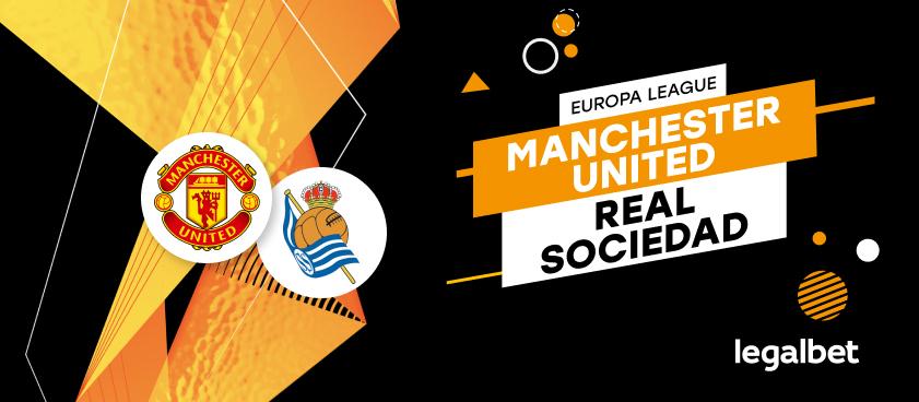 Manchester United vs Real Sociedad – cote la pariuri, ponturi si informatii