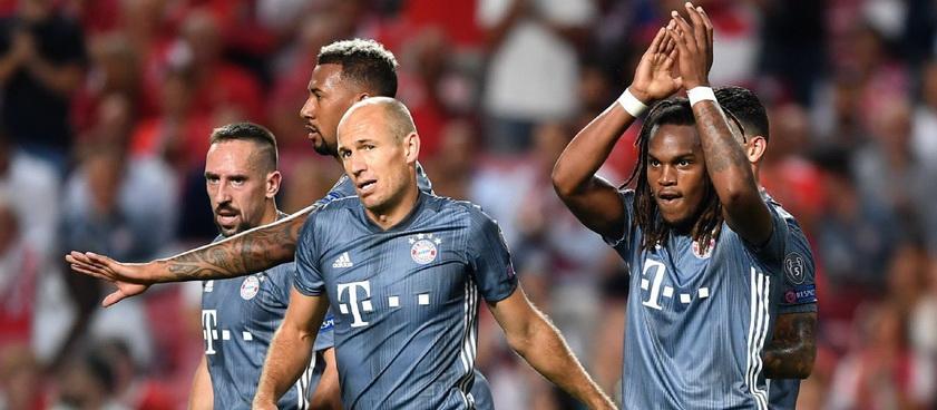 Bayern Munchen - AEK Atena: Pronosticuri Champions League