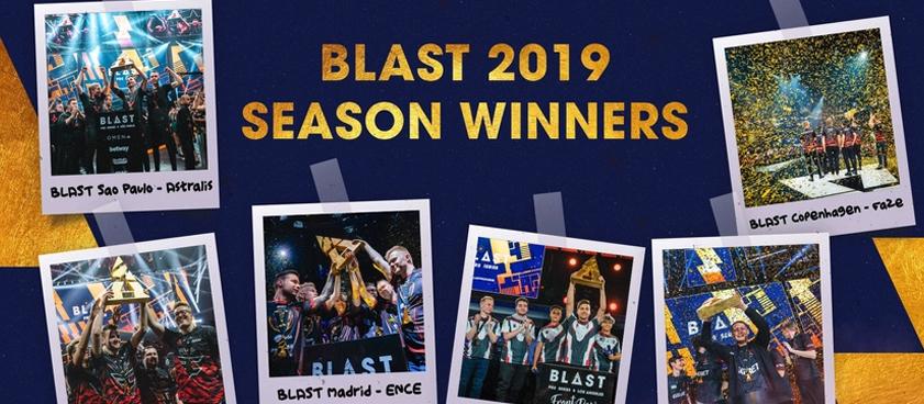 Ставки на итоговый турнир BLAST Pro Series: Global Final 2019