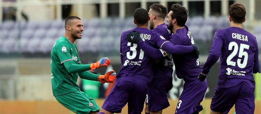 Fiorentina - Udinese. Pontul lui rossonero07