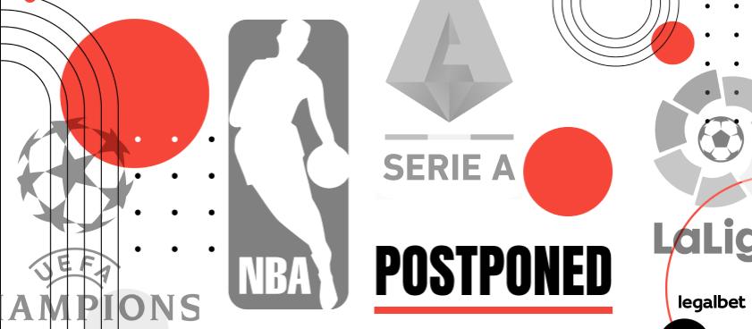 Αναστέλλονται NBA, Champions League και άλλες διοργανώσεις λόγω Κορωνοϊού [Update]