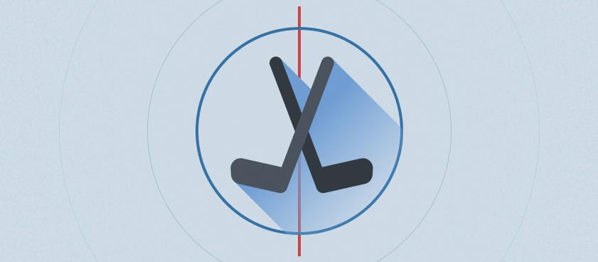 Букмекеры дают слабую линию на вбрасывания в КХЛ
