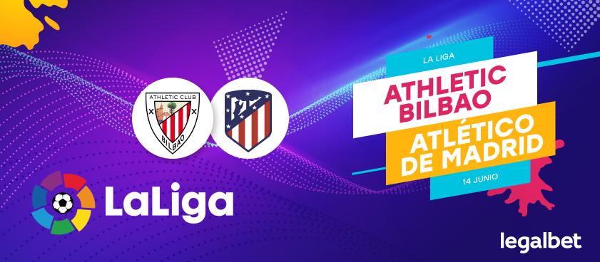Previa, análisis y apuestas Athletic - Atlético de Madrid, La Liga 2020