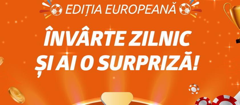 Promotii beton la Betano zilnic pe durata Euro 2021