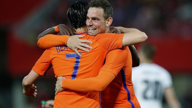 Товарищеские матчи. Сборные. Голландия - Кот-Д'Ивуар. Прогноз на этот и другие матчи дня