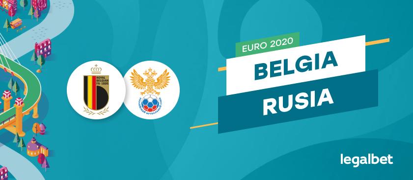 Belgia - Rusia, cote la pariuri, ponturi şi informaţii