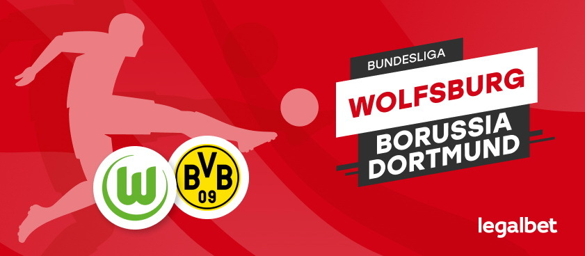 Wolfsburg - Borussia Dortmund: lupta pentru Champions League
