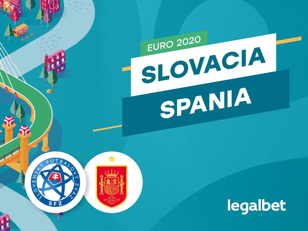 marcobirlan: Slovacia vs Spania – cote la pariuri, ponturi si informatii.