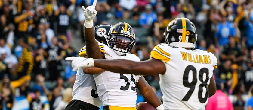 Pittsburgh Steelers – Indianapolis Colts: ένα προγνωστικό από τον Dude