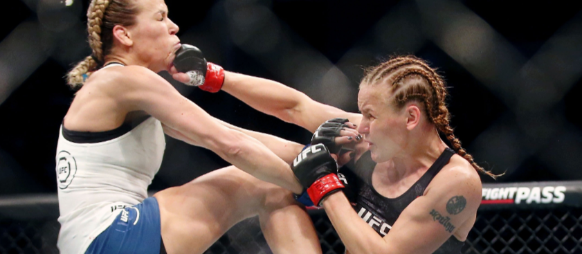 Шевченко - Калдервуд: коэффициенты на титульный бой на UFC 251