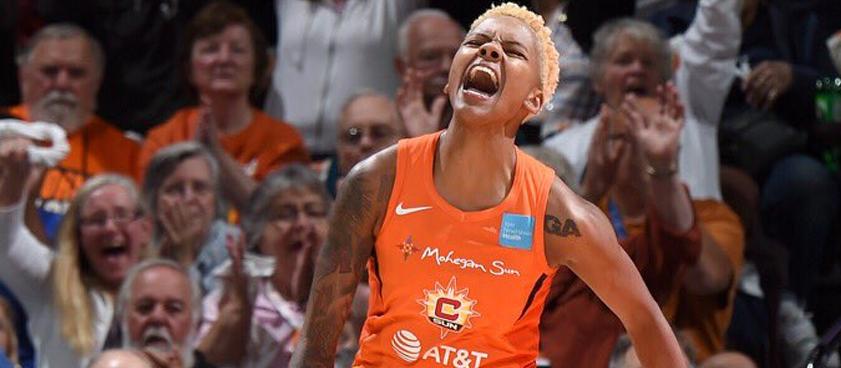 «Лос-Анджелес Спаркс» – «Коннектикут Сан»: прогноз на полуфинал WNBA