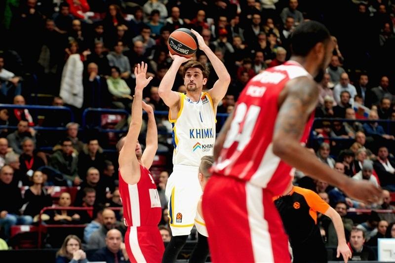 Прогноз на матч Евролиги «Уникаха» - «Химки»: MVP 11-го раунда в Малаге