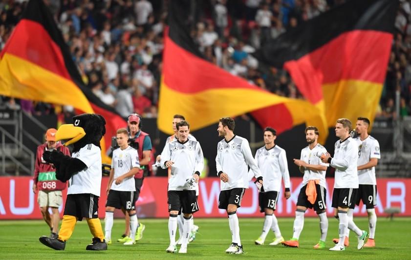ЧМ-2018. Германия – Мексика. Жесткое рукопожатие