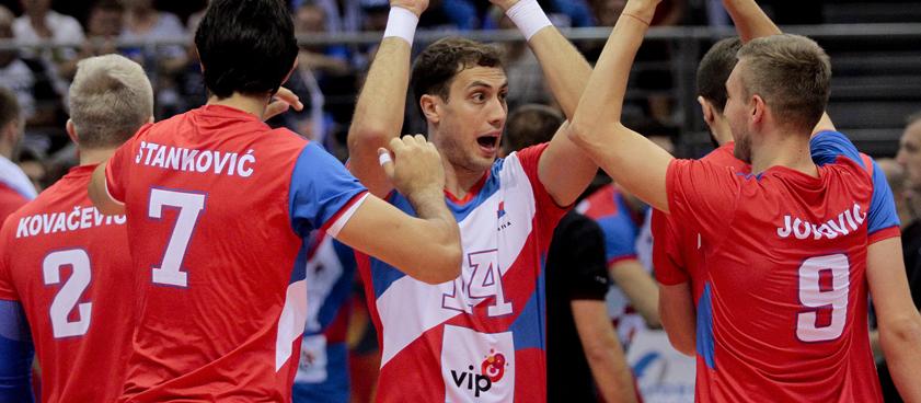 Россия – Сербия: прогноз на волейбол от Volleystats